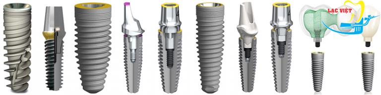 Trồng răng implant giá rẻ với implant Platon Nhật Bản