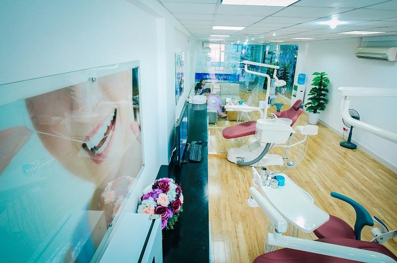 bảng giá làm răng implant