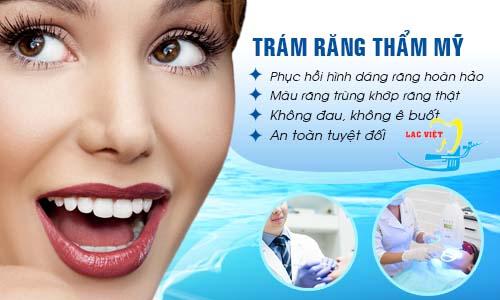 Xóa bỏ tình trạng bị ê răng số 7 bằng công nghệ tối tân tại nha khoa Lạc Việt