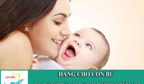 Tẩy trắng răng khi cho con bú nên hay không
